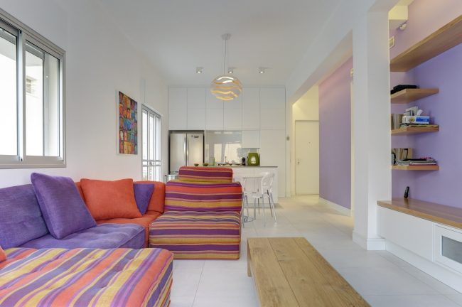 Rupin, Tel Aviv, 2 Bedrooms Bedrooms, ,2 BathroomsBathrooms,Apartment,For Rent,Rupin,2,1041